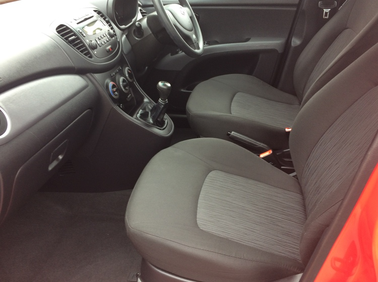 Image of HYUNDAI I10 1.2 ACTIVE, used cars available in Bradford Abbas, Sherborne, Dorset