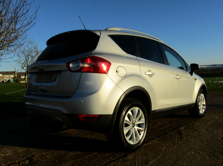 Image of FORD KUGA 2.0 TDCI TITANIUM 4x4 (APPEARANCE PACK), used cars available in Bradford Abbas, Sherborne, Dorset
