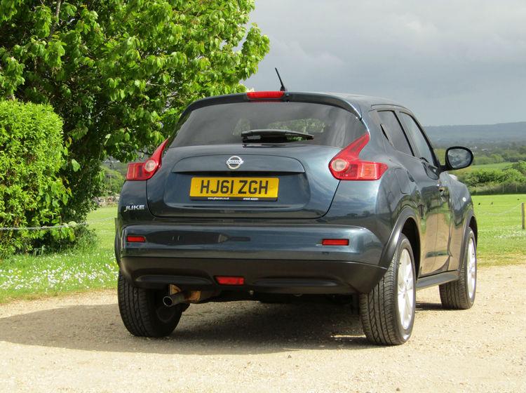 Image of NISSAN JUKE 1.6 TEKNA, used cars available in Bradford Abbas, Sherborne, Dorset