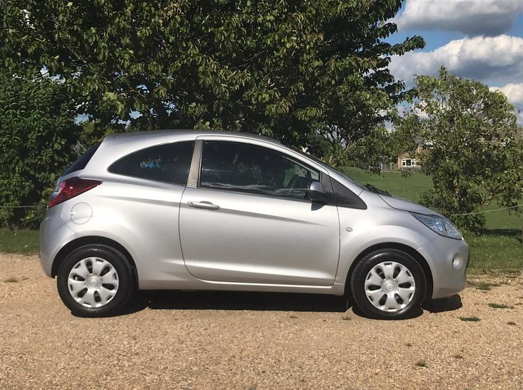 Image of FORD KA 1.2 EDGE, used cars available in Bradford Abbas, Sherborne, Dorset