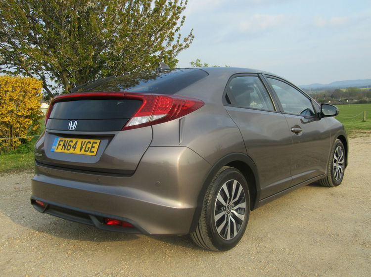 Image of HONDA CIVIC 1.6 I-DTEC SE PLUS-T, used cars available in Bradford Abbas, Sherborne, Dorset