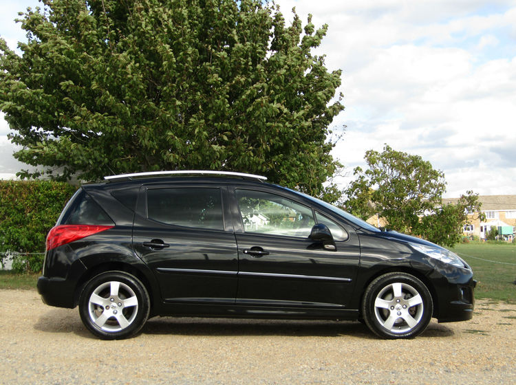 Image of PEUGEOT 207 1.6 ALLURE AUTOMATIC ESTATE, used cars available in Bradford Abbas, Sherborne, Dorset