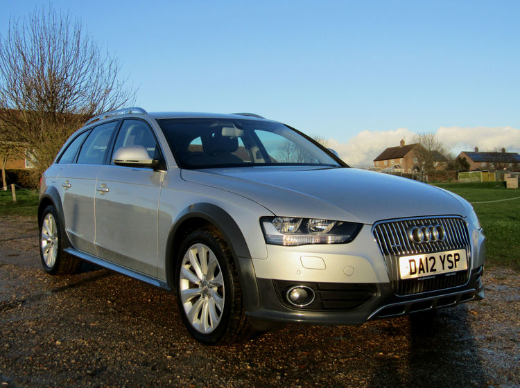 Image of AUDI A4 ALLROAD 2.0 TDI QUATTRO 4x4, used cars available in Bradford Abbas, Sherborne, Dorset