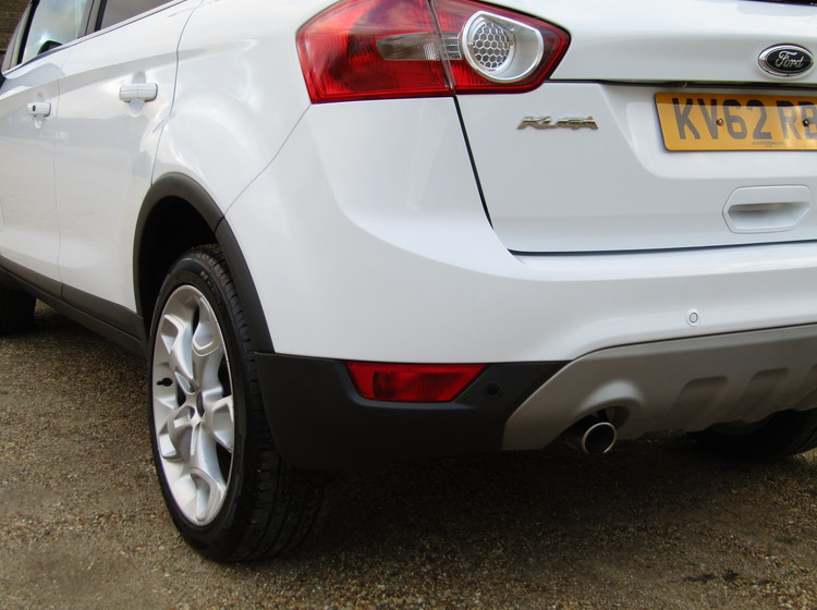 Image of FORD KUGA 2.0 TDCI TITANIUM X 4x4 (APPEARANCE PACK), used cars available in Bradford Abbas, Sherborne, Dorset