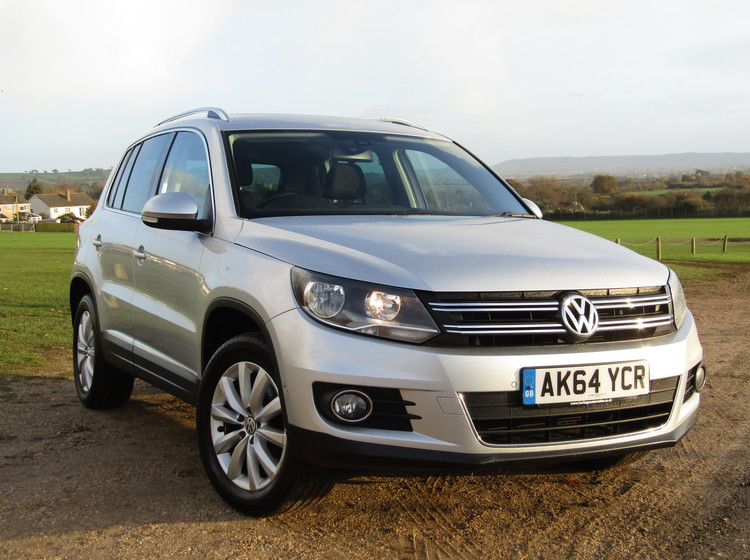 Image of VOLKSWAGEN TIGUAN 2.0 TDI MATCH 4 MOTION, used cars available in Bradford Abbas, Sherborne, Dorset