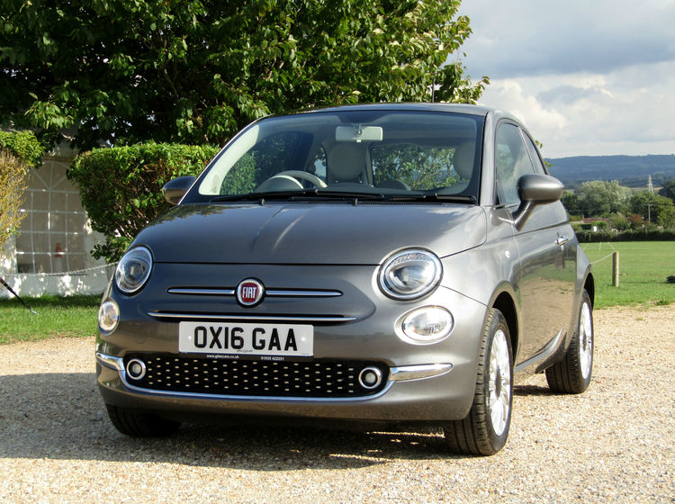 Image of FIAT 500 1.2 LOUNGE, used cars available in Bradford Abbas, Sherborne, Dorset