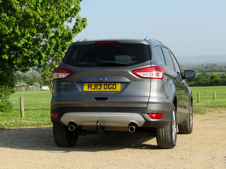 Image of FORD KUGA 2.0 TDCI TITANIUM , used cars available in Bradford Abbas, Sherborne, Dorset