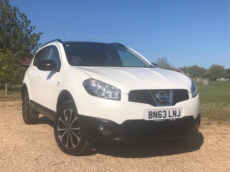 Image of NISSAN QASHQAI 1.6 DCI 360, used cars available in Bradford Abbas, Sherborne, Dorset