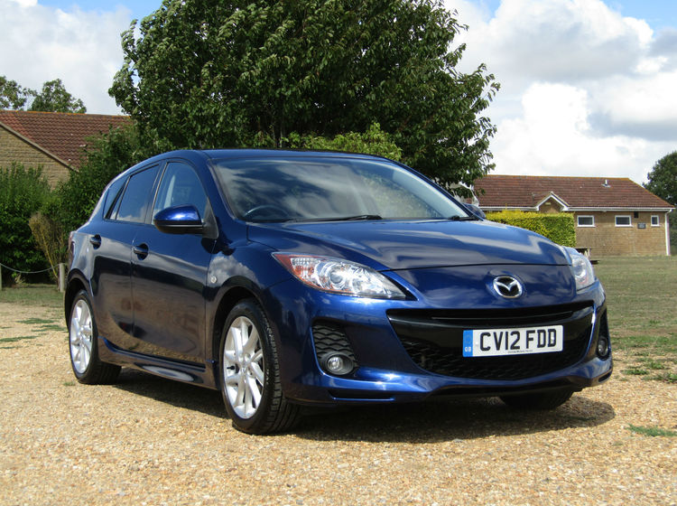 Image of MAZDA 3 1.6 SPORT, used cars available in Bradford Abbas, Sherborne, Dorset