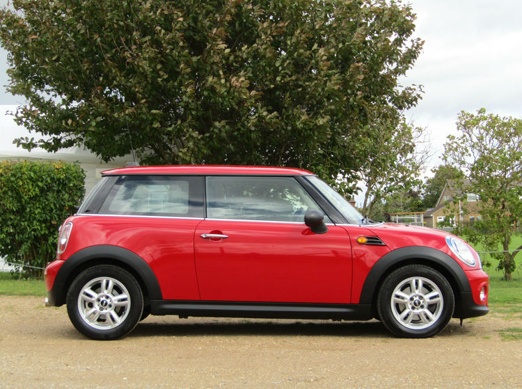 Image of MINI ONE 1.6 PEPPER PACK, used cars available in Bradford Abbas, Sherborne, Dorset