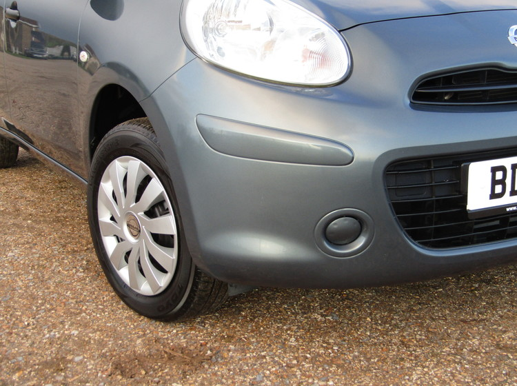 Image of NISSAN MICRA 1.2 VISIA, used cars available in Bradford Abbas, Sherborne, Dorset