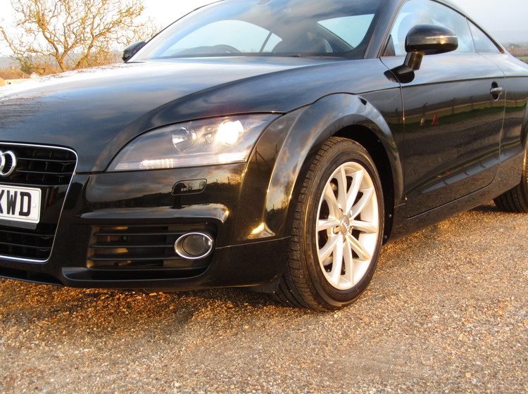 Image of AUDI TT 2.0 TFSI SPORT, used cars available in Bradford Abbas, Sherborne, Dorset