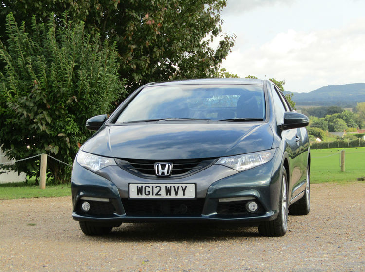 Image of HONDA CIVIC 2.2 I-DTEC ES, used cars available in Bradford Abbas, Sherborne, Dorset