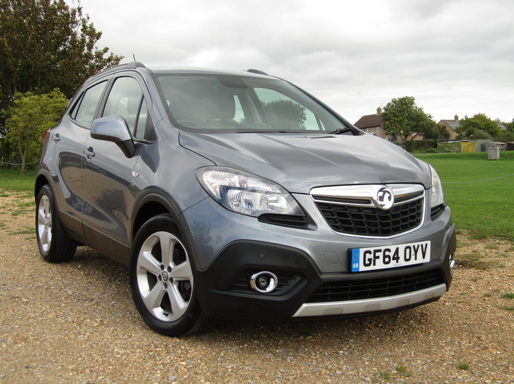 Image of VAUXHALL MOKKA 1.6 TECH LINE, used cars available in Bradford Abbas, Sherborne, Dorset
