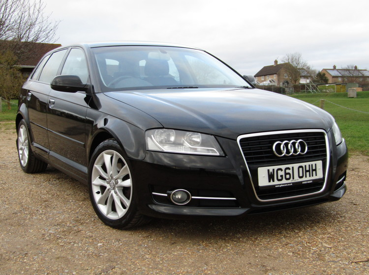 Image of AUDI A3 2.0 TDI SPORT, used cars available in Bradford Abbas, Sherborne, Dorset
