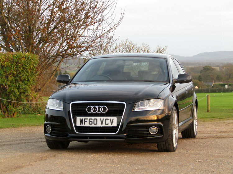 Image of AUDI A3 1.8 TFSI S-LINE, used cars available in Bradford Abbas, Sherborne, Dorset