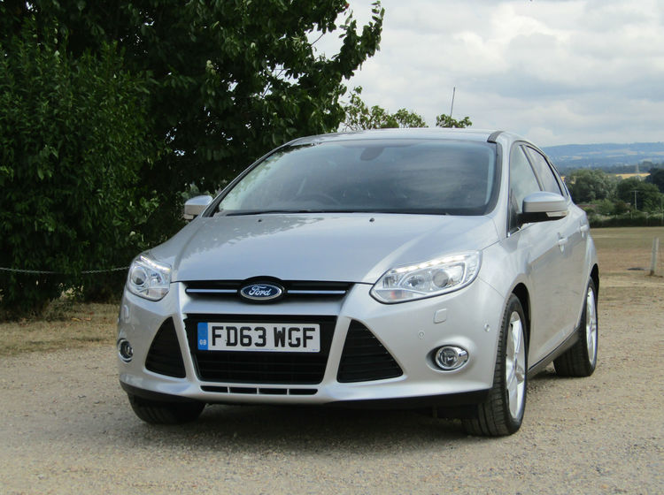 Image of FORD FOCUS TITANIUM  X 1.0 ECOBOOST TURBO, used cars available in Bradford Abbas, Sherborne, Dorset