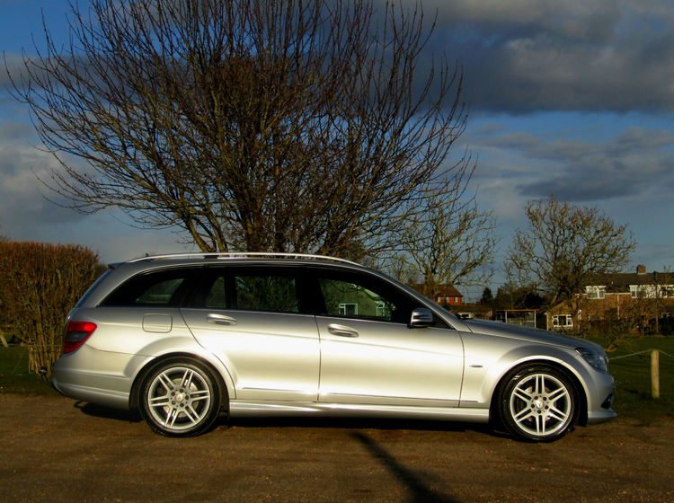 Image of MERCEDES BENZ C CLASS C250 2.1 CDI BLUE EFFICIENCY SPORT AUTOMATIC ESTATE, used cars available in Bradford Abbas, Sherborne, Dorset