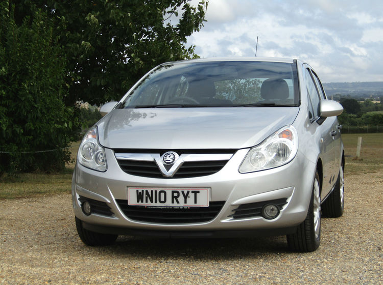 Image of VAUXHALL CORSA 1.2 ENERGY, used cars available in Bradford Abbas, Sherborne, Dorset