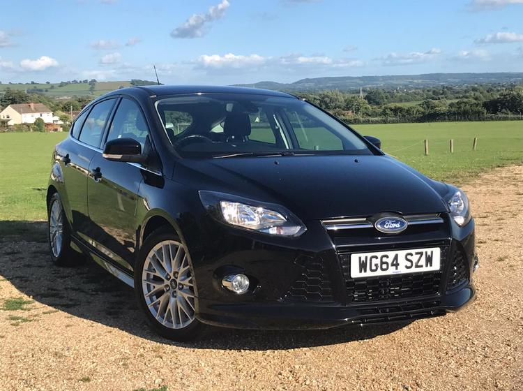 Image of FORD FOCUS 1.0 ZETEC S 125 BHP, used cars available in Bradford Abbas, Sherborne, Dorset