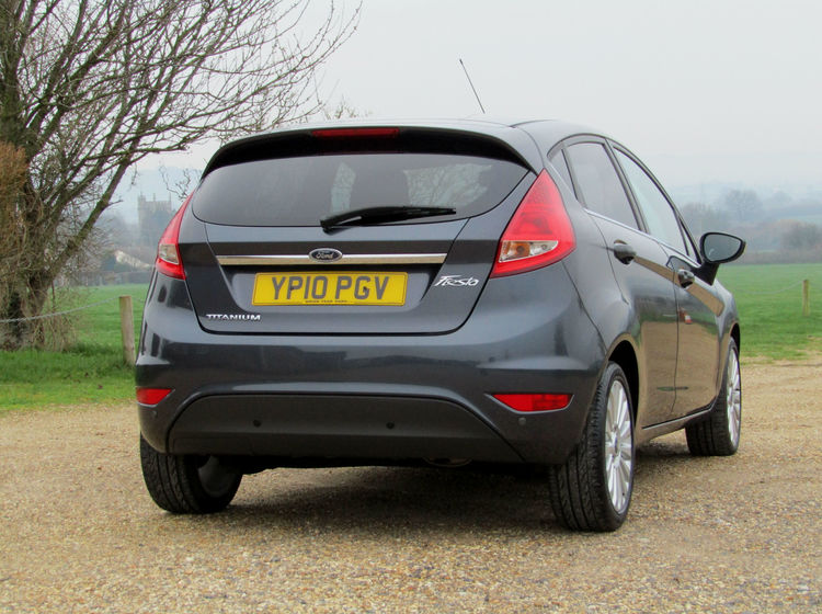 Image of FORD FIESTA 1.4 TITANIUM, used cars available in Bradford Abbas, Sherborne, Dorset