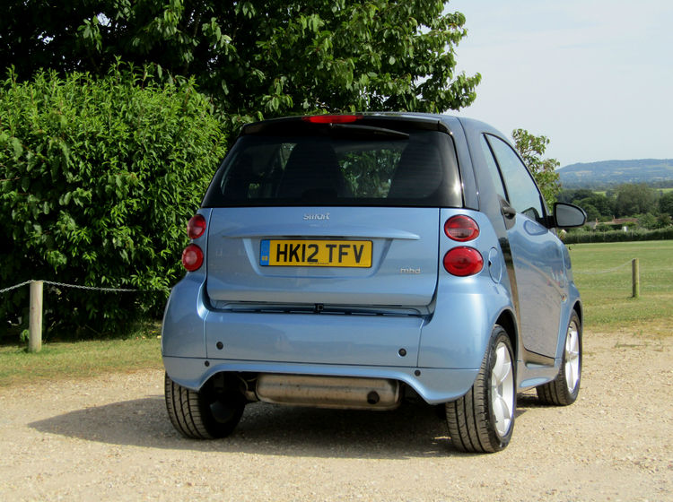 Image of SMART FORTWO PULSE MHD SOFTOUCH AUTOMATIC, used cars available in Bradford Abbas, Sherborne, Dorset
