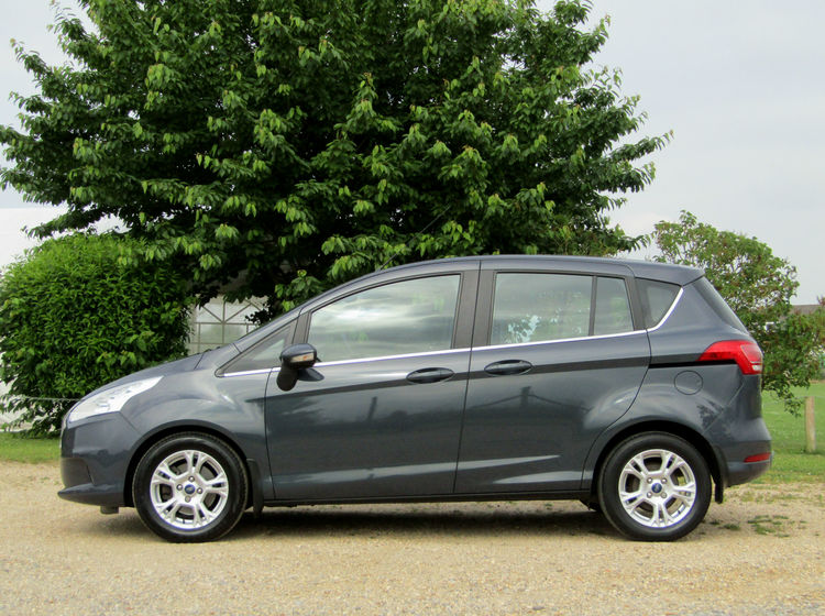 Image of FORD B-MAX 1.5 TDCI ZETEC, used cars available in Bradford Abbas, Sherborne, Dorset
