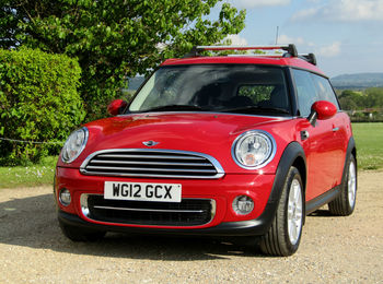 MINI CLUBMAN 1.6 COOPER CHILI PACK