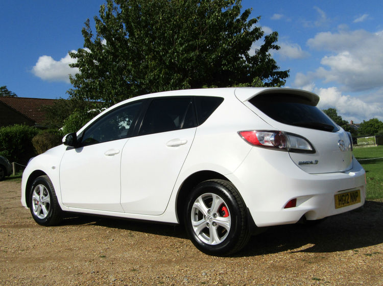 Image of MAZDA 3 1.6 TS, used cars available in Bradford Abbas, Sherborne, Dorset