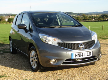NISSAN NOTE 1.2 ACENTA PREMIUM (STYLE PACK)