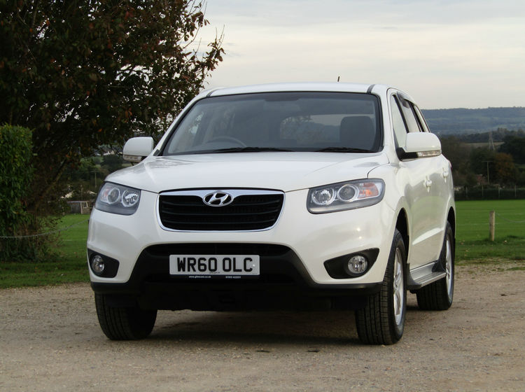 Image of HYUNDAI SANTA FE STYLE 2.2 CRDI 5-DR AUTOMATIC 4x4 7 SEATER, used cars available in Bradford Abbas, Sherborne, Dorset
