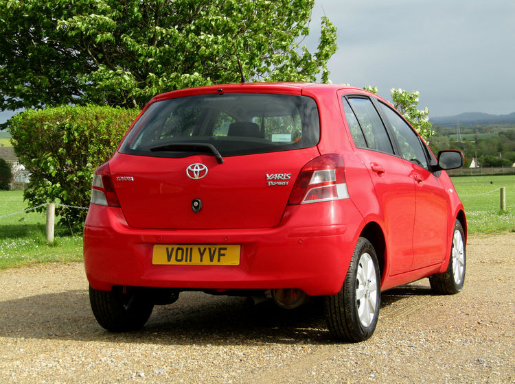 Image of TOYOTA YARIS 1.3 VVT-I T-SPIRIT NAV, used cars available in Bradford Abbas, Sherborne, Dorset