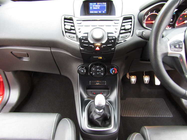 Image of FORD FIESTA 1.6 ST-2 180 (bhp), used cars available in Bradford Abbas, Sherborne, Dorset