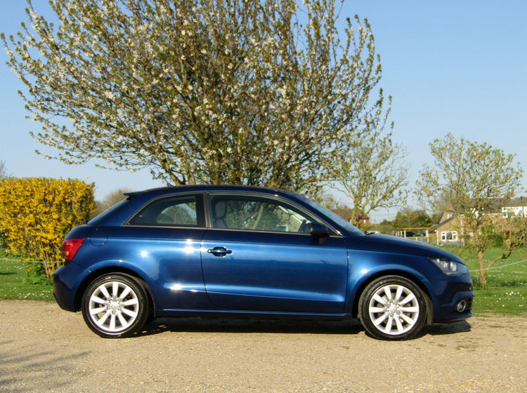 Image of AUDI A1 SPORT 1.6 TDI, used cars available in Bradford Abbas, Sherborne, Dorset
