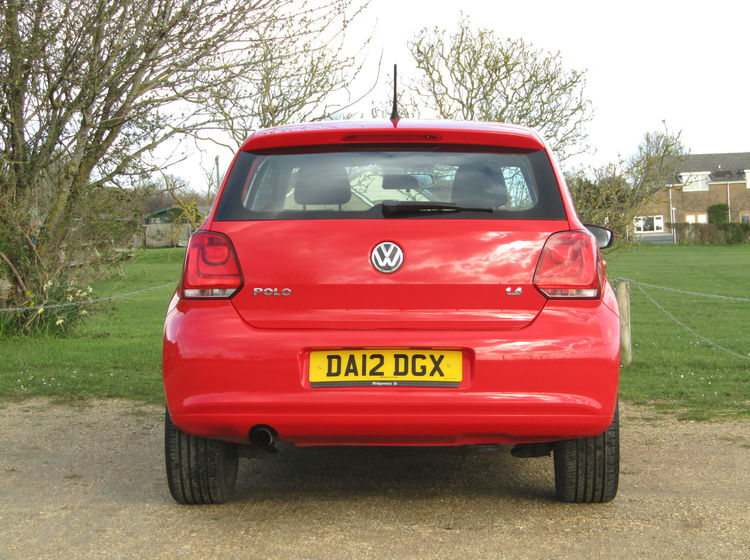 Image of VOLKSWAGEN POLO 1.4 SEL, used cars available in Bradford Abbas, Sherborne, Dorset