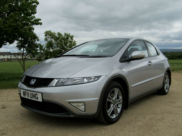 Image of HONDA CIVIC 1.8 I-VTEC SE AUTOMATIC, used cars available in Bradford Abbas, Sherborne, Dorset