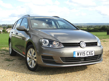 VOLKSWAGEN GOLF 2.0 TDI SE BLUEMOTION TECH ESTATE