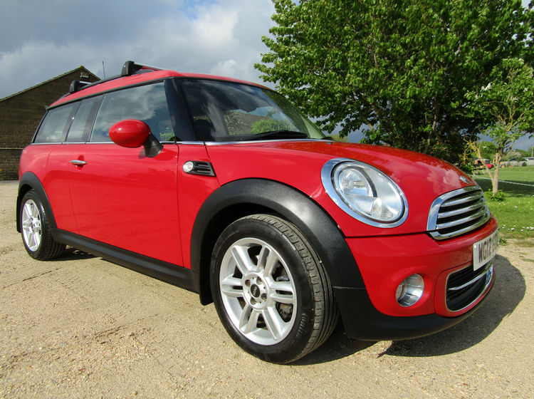 Image of MINI CLUBMAN 1.6 COOPER CHILI PACK, used cars available in Bradford Abbas, Sherborne, Dorset