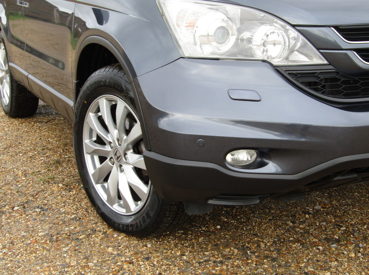 Image of HONDA CR-V 2.2 I-DTEC ES 4X4, used cars available in Bradford Abbas, Sherborne, Dorset