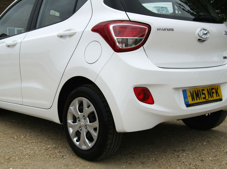 Image of HYUNDAI I10 1.2 SE AUTOMATIC, used cars available in Bradford Abbas, Sherborne, Dorset