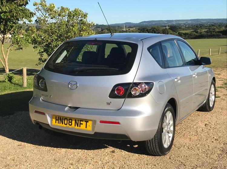Image of MAZDA 3 1.6 TS2 AUTOMATIC, used cars available in Bradford Abbas, Sherborne, Dorset