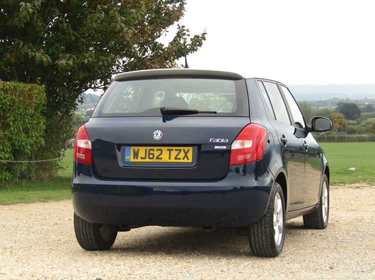 Image of SKODA FABIA 1.2 TSI SE, used cars available in Bradford Abbas, Sherborne, Dorset