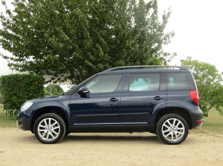 Image of SKODA YETI 2.0 TDI ELEGANCE 4x4 , used cars available in Bradford Abbas, Sherborne, Dorset