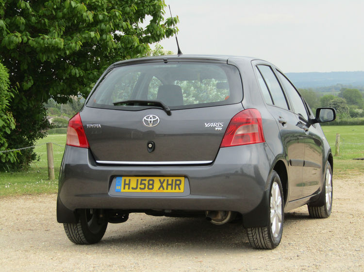 Image of TOYOTA YARIS 1.3 VVT-I TR, used cars available in Bradford Abbas, Sherborne, Dorset