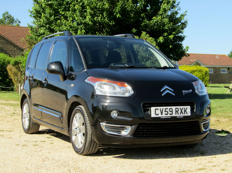 Image of CITROEN C3 PICASSO EXCLUSIVE 1.6 HDI , used cars available in Bradford Abbas, Sherborne, Dorset