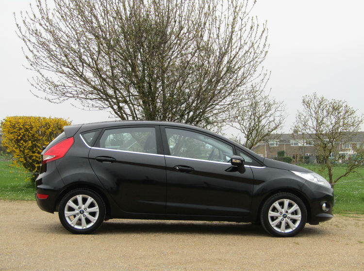 Image of FORD FIESTA 1.4 TDCI ZETEC , used cars available in Bradford Abbas, Sherborne, Dorset