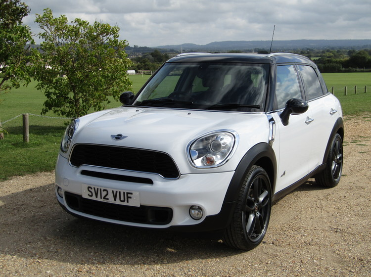 Image of MINI COUNTRYMAN 2.0 COOPER SD ALL4 (CHILI PACK), used cars available in Bradford Abbas, Sherborne, Dorset