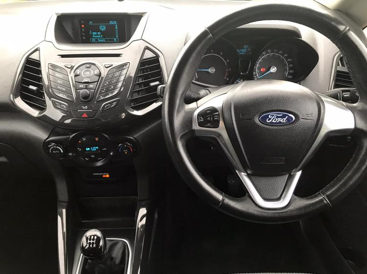 Image of FORD ECOSPORT 1.0 TITANIUM 125 BHP, used cars available in Bradford Abbas, Sherborne, Dorset