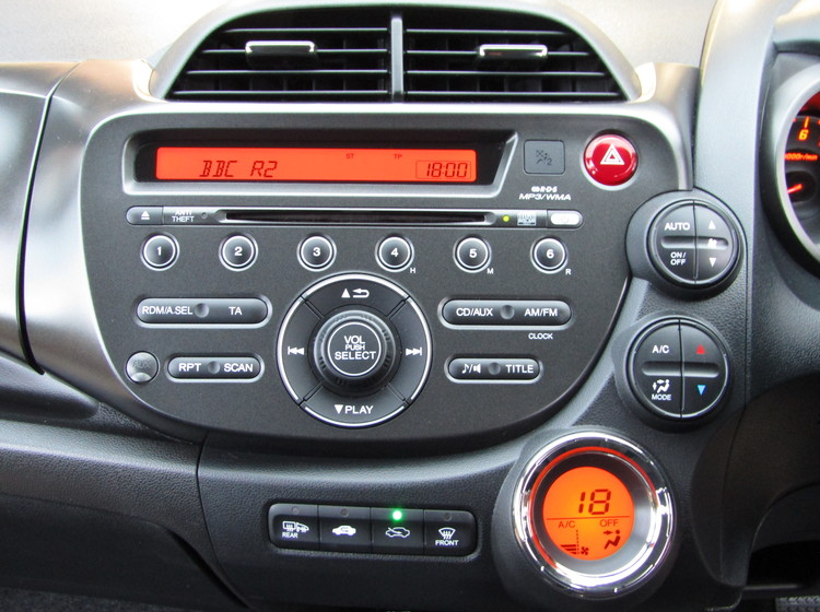 Image of HONDA JAZZ 1.4 I-VTEC ES + AUTOMATIC, used cars available in Bradford Abbas, Sherborne, Dorset