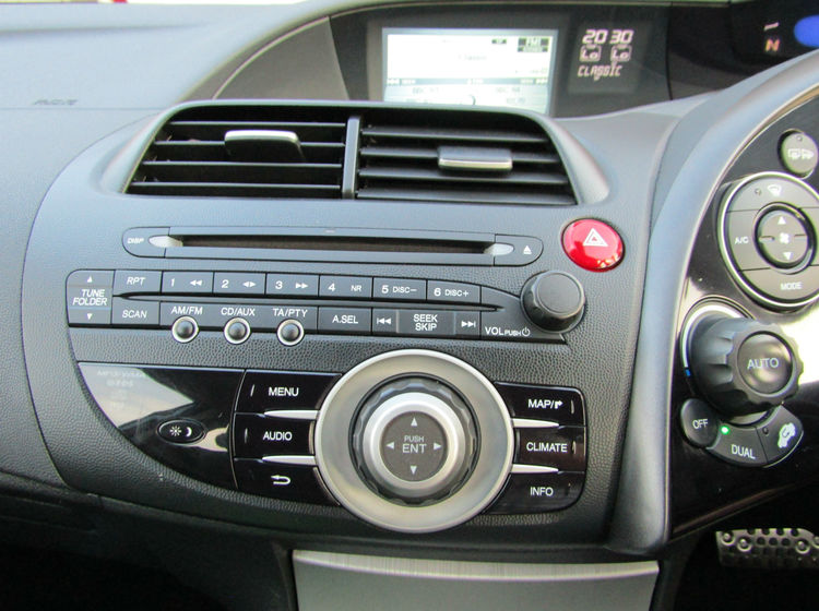 Image of HONDA CIVIC 1.8 I-VTEC EX I-SHIFT AUTOMATIC, used cars available in Bradford Abbas, Sherborne, Dorset